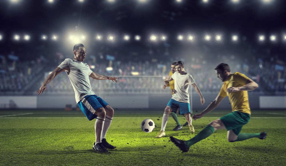 La ilusión de volver a jugar al fútbol