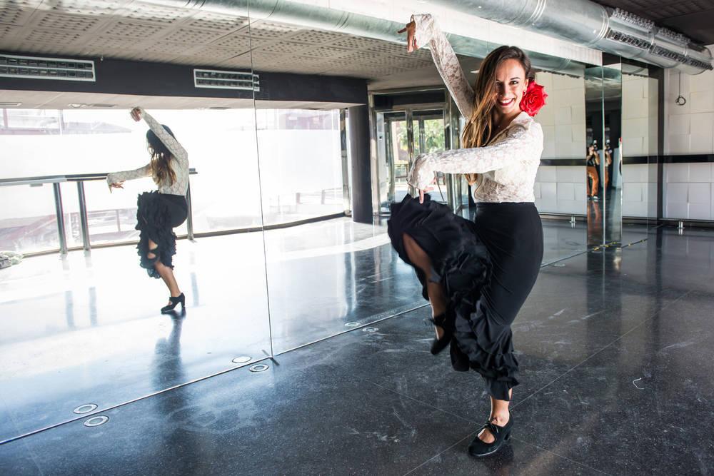 El flamenco como deporte
