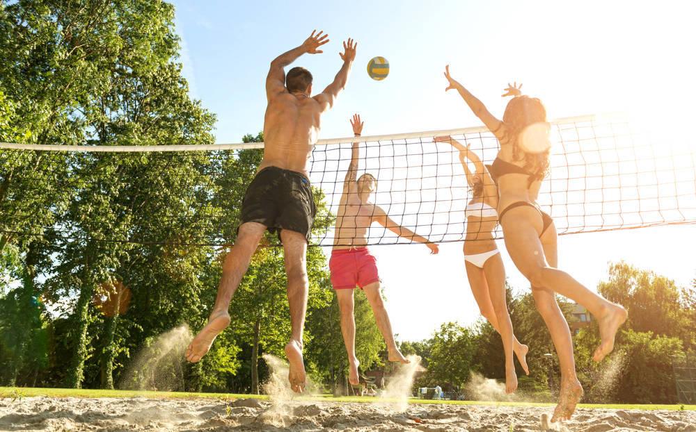 No dejes el deporte en vacaciones