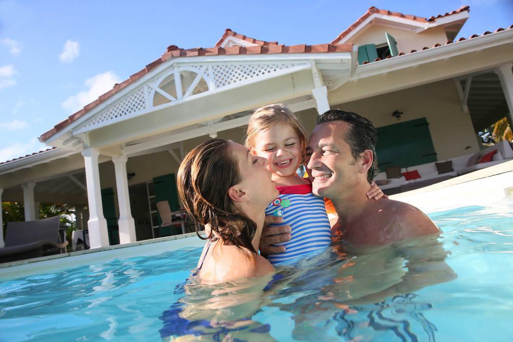 Nadar, sinónimo de salud física y mental