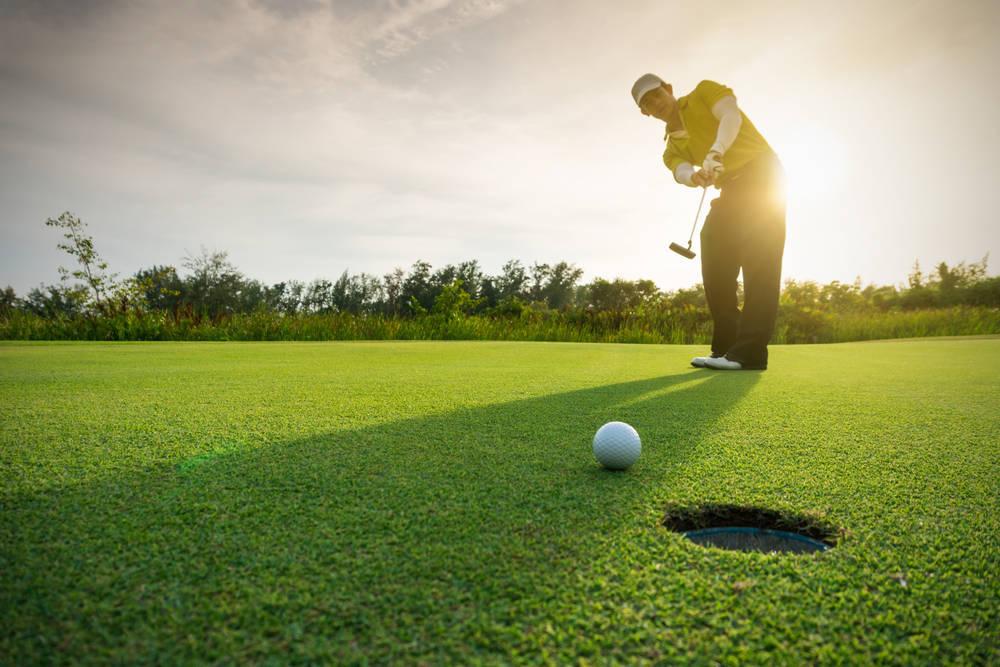 Un escenario inmejorable para la práctica del golf