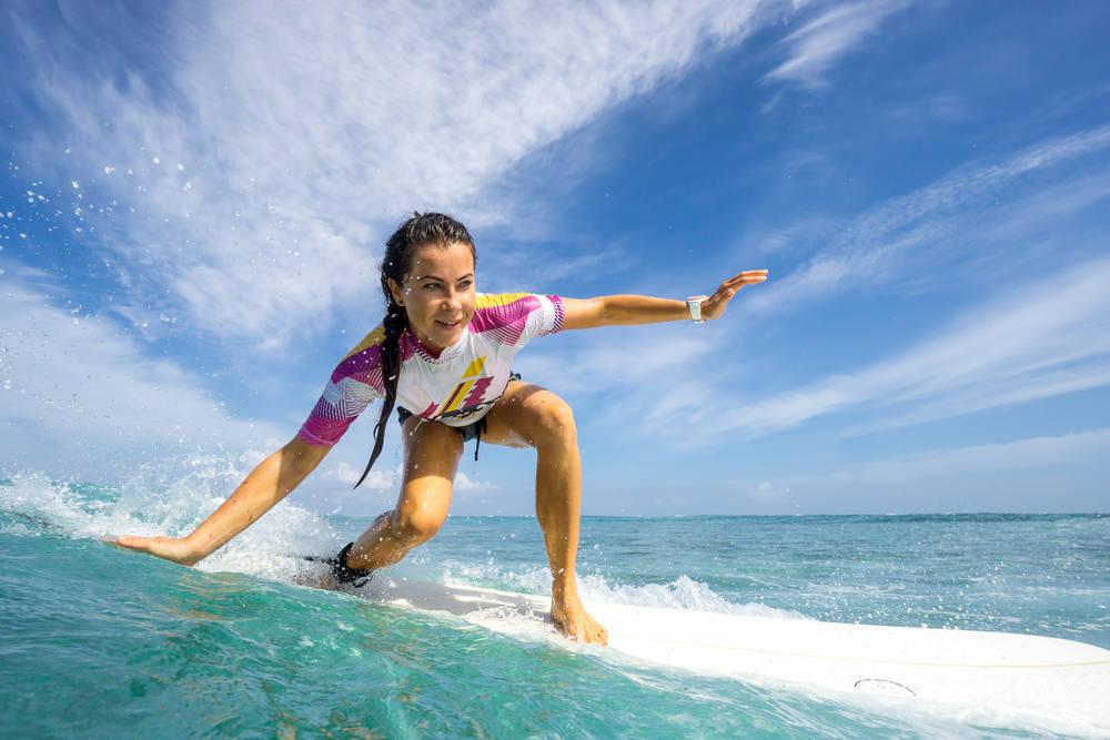 Vive la experiencia única del surf