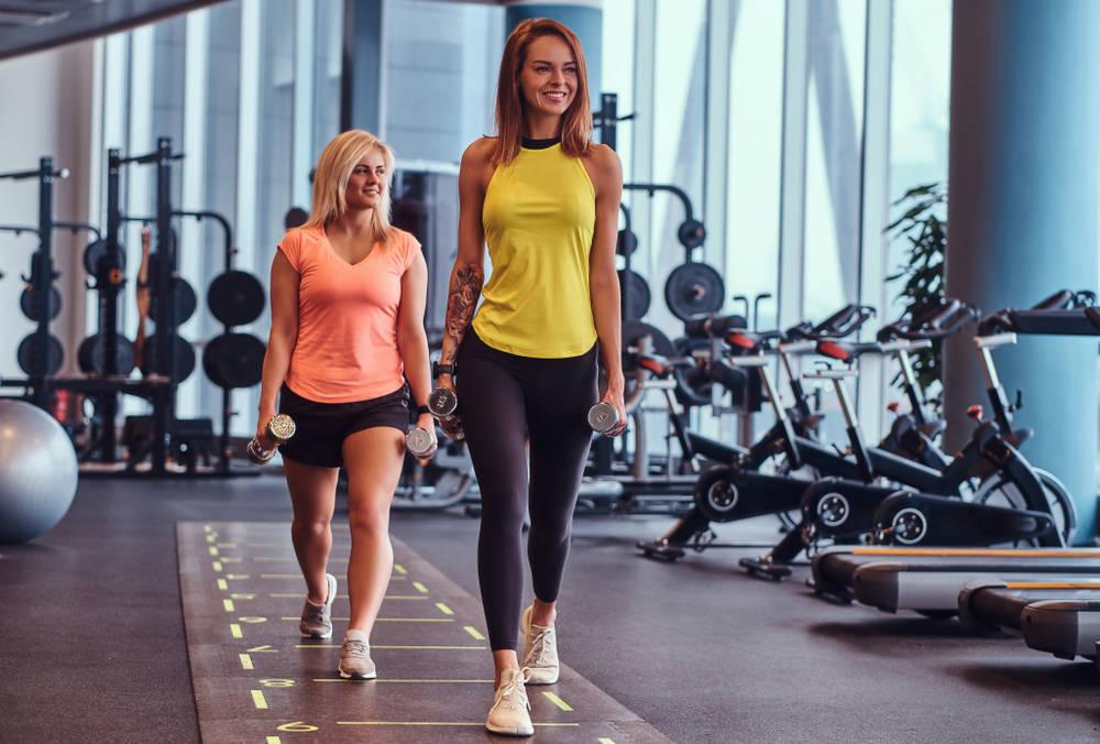 Gimnasios: un lugar para activar tu vida deportiva con seguridad e higiene